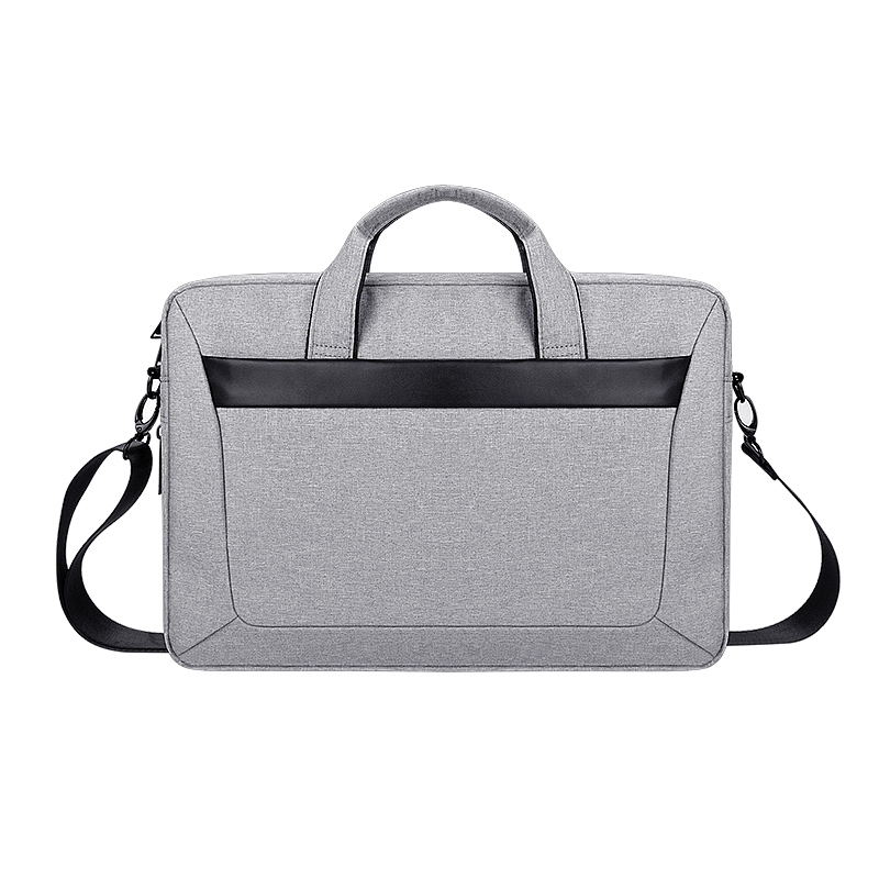 Image 2 - Should Strap Sleeve Case For Laptop 13 14 15 15.6 inch,Bag For Macbook Air Pro 13.3 15.4 Briefcase Handbag for Dell HP Samsung-in Laptop Bags & Cases from Computer & Office