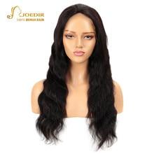 Joedir Lace Front Human Hair Wigs Brazilian Body Wave Lace Front Wig Short Human Hair Lace Front Wigs Black Women Natural Color недорго, оригинальная цена