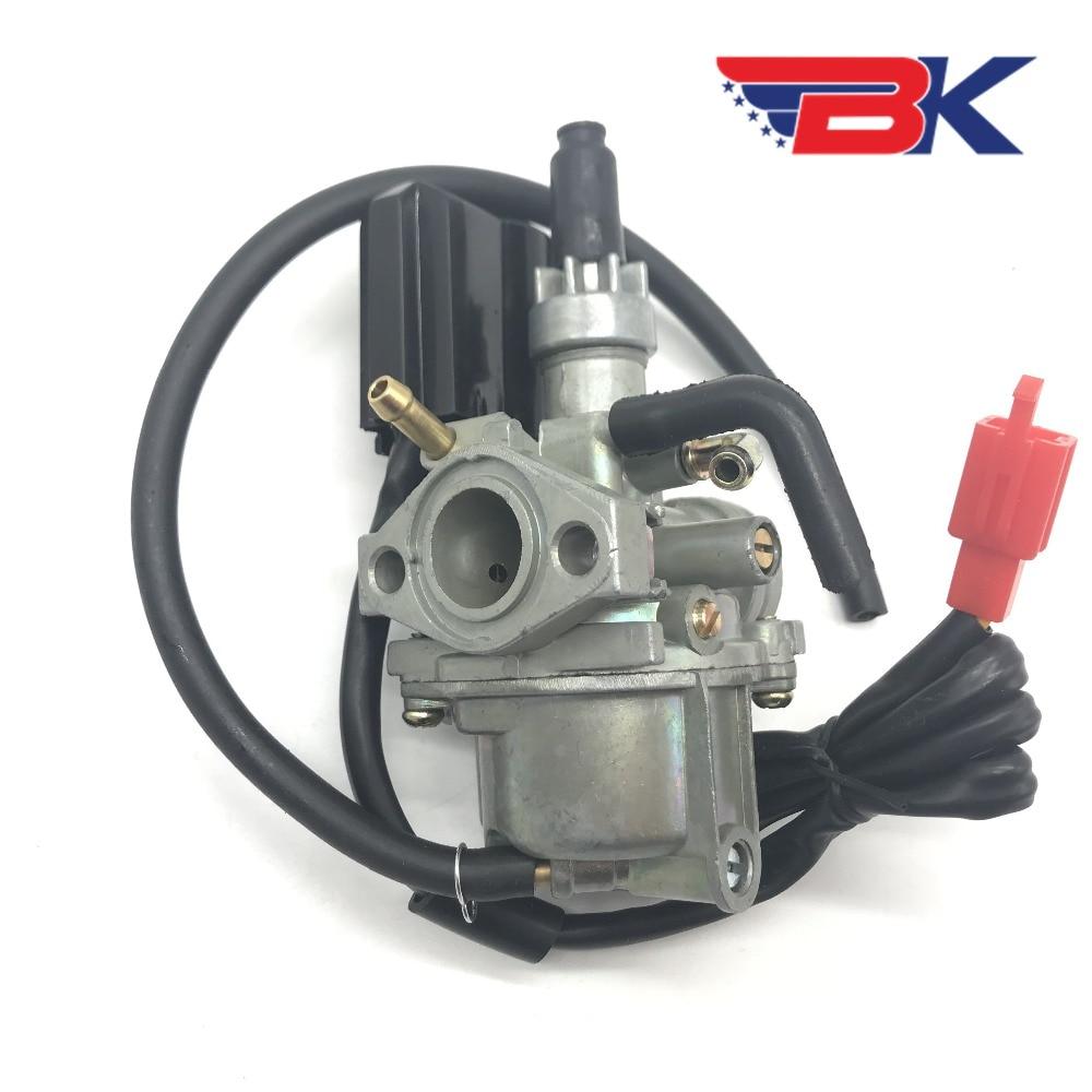 Carburetor Fit For HONDA NB50 NB 50 SCOOTER 50 AERO CARB 1985 ~1987
