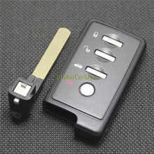 PINECONE for SUBARU FORESTER LEGACY OUTBACK Remote Key 4 Buttons High Quality Car Shell Cover With Blank Blade 1 PC