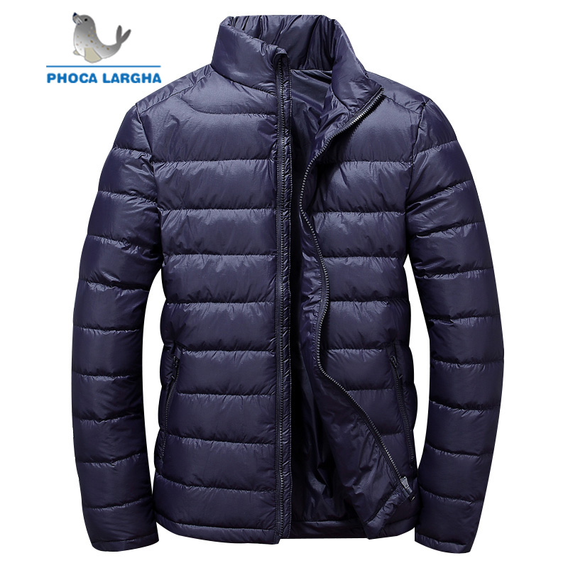 2018 New Winter Duck   Down   Jackets Men Warm Thick High Quality   Down     Coats   Male Casual Fashion Outerwear   Down   Parkas Mens 3XL