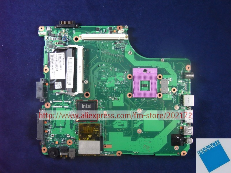 V000127050 Motherboard for Toshiba Satellite A300 6050A2171501 tested good