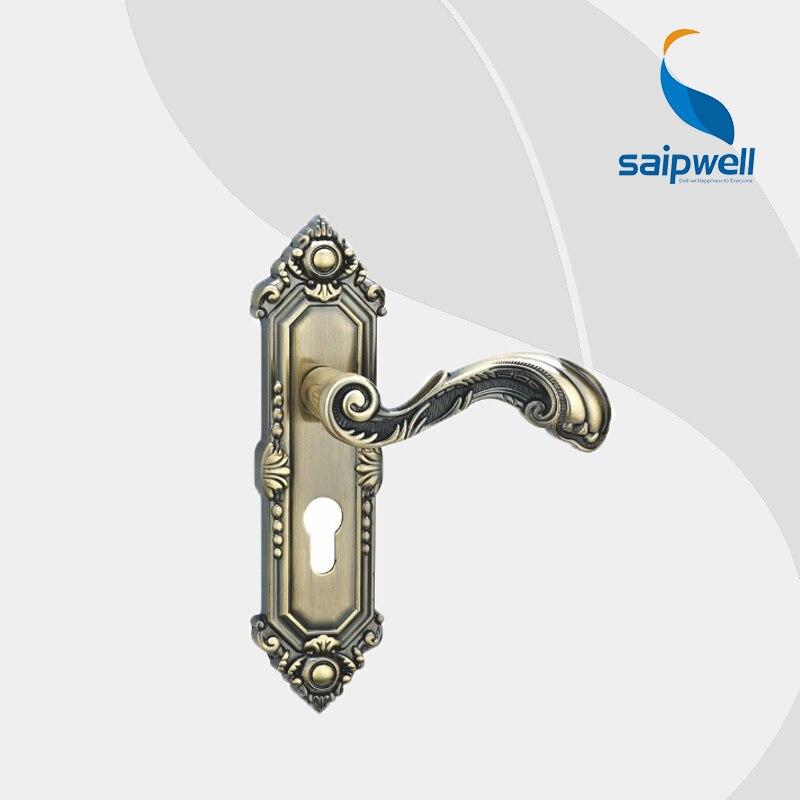 Aluminium Alloyl Lock Hardware Indoor Door Lock With 2 Keys M9215 AB.200*50mm Size-in Locks from Home Improvement on Aliexpress.com | Alibaba Group