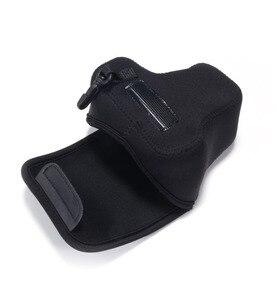 Image 4 - Neoprene Inner Camera bag Case Cover for Fujifilm X T10 X T20 XT10 XT20 16 50mm Lens / X A5 X A20 XA5 XA20 with 15 45mm lens