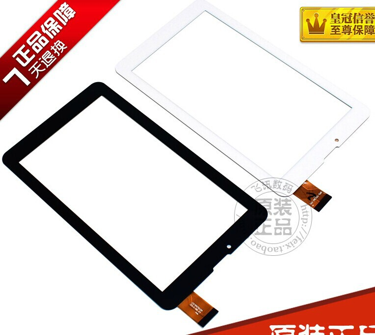 / New 7 explay S02 3G tablet capacitive touch screen panel Digitizer Glass sensor noting size and color0223-R1-B