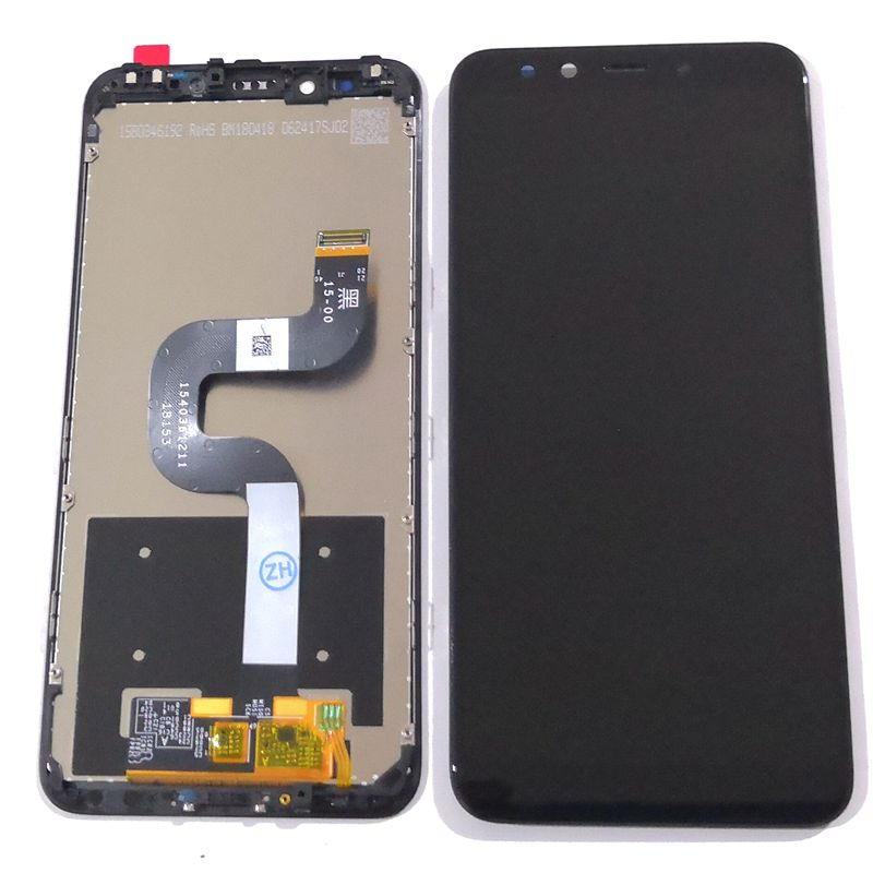 For Xiaomi Mi A2 /mi 6X Lcd Display Touch Sensor Screen Digitizer frame Full 5.99For Mia2 lcd parts For mi A2 Screen PantallaFor Xiaomi Mi A2 /mi 6X Lcd Display Touch Sensor Screen Digitizer frame Full 5.99For Mia2 lcd parts For mi A2 Screen Pantalla