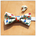 Novelty Child Boy Kid's Wedding Bow Tie -Cute Animal Dinosaur Bowtie