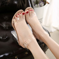 High Heels Sandals Women Summer Shoes Transparent Women Shoes Summer High Heels Sandal Ladies Heels Shoes