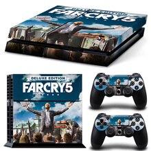 FarCry 5 PS4 Skin Sticker