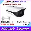 2016 new Dahua stellar camera 4MP DH-IPC-HFW4431M-I2 Network IP IR Bullet H265 H264 IPC-HFW4431M-I2 with brackets