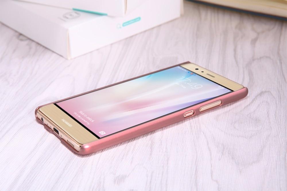 Huawei Ascend P9 Huawei P9 fodral skal NILLKIN Super Frosted Shield - Reservdelar och tillbehör för mobiltelefoner - Foto 6