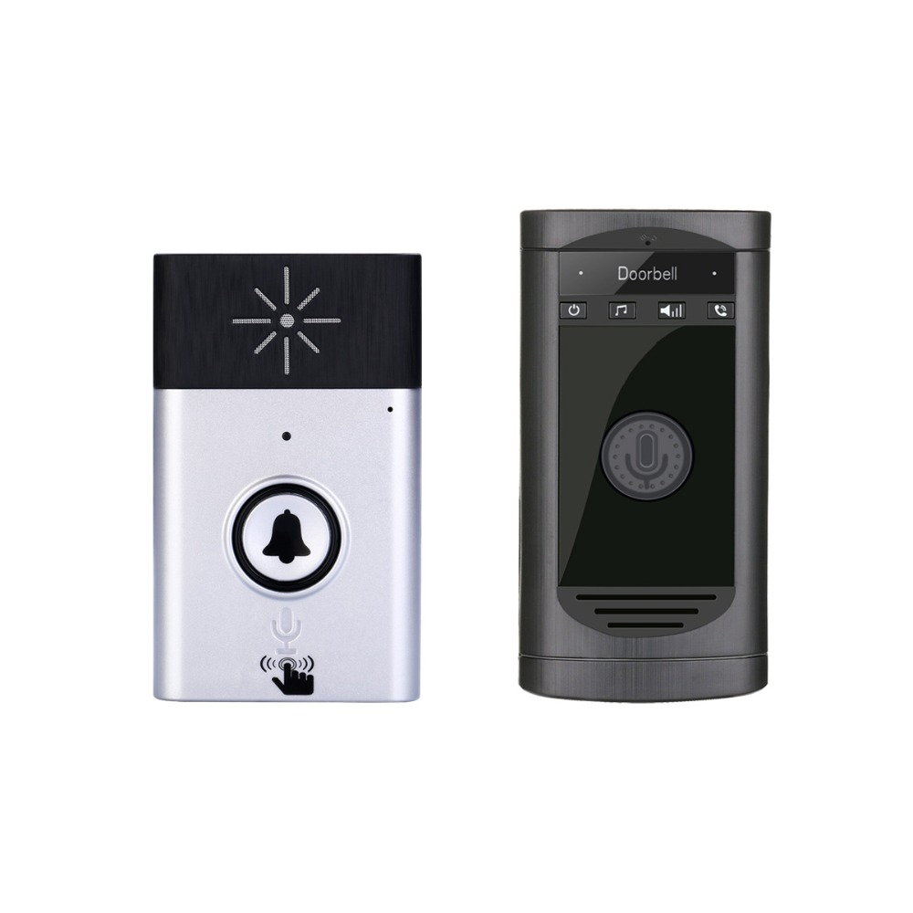 1v1 Long Distance 200M Wireless Intercom Doorbell 1v1 Long Distance 200M Wireless Intercom Doorbell