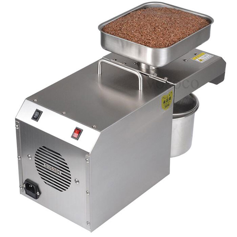 oil press automatic stainless steel electric Cold and hot pressing peanut oil manufacture All alloy gear Oil squeezing machine duck animal series many chew toy page 7