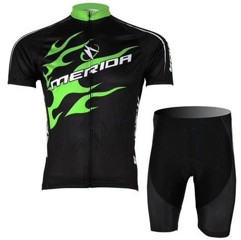 2013 Pro HQ!!! MERIDA short sleeve cycling jersey wear clothes bicycle/bike/riding jersey+pants shorts arsuxeo breathable sports cycling riding shorts riding pants underwear shorts