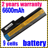 JIGU Replacement 6600MAH Battery For Lenovo 57Y6266 ASM 42T4728 FRU 42T4727 L08L6C02 3000 G430 G450 3000 N500 IdeaPad G430 20003