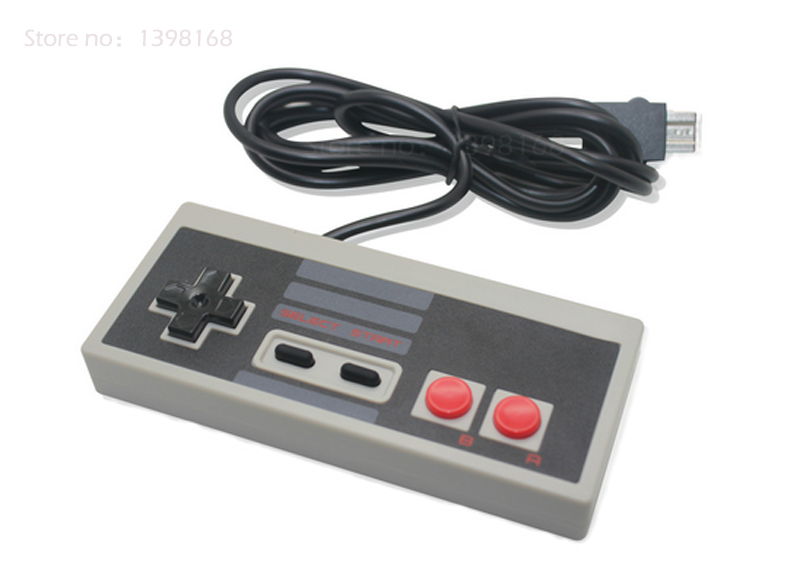 Newest style Gaming Controller Arcade GAMEPAD JOYSTICK compatible for Nintendo NES Class ...