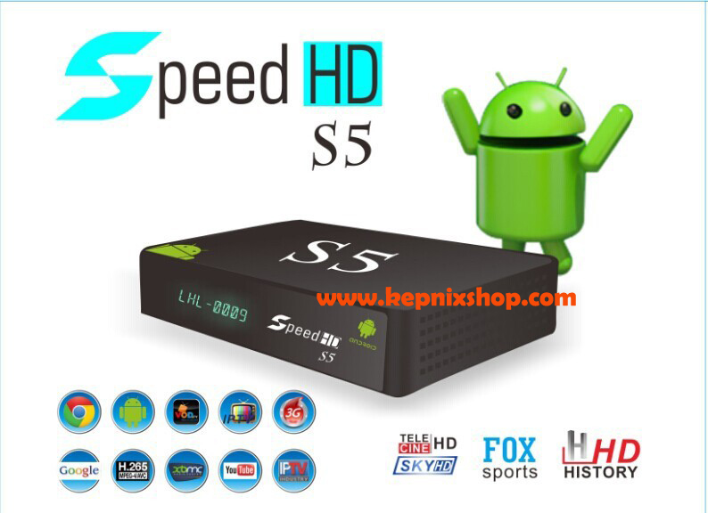 speed hd s5 2pcs Amlogic S805 android receptor de satelite sks iks south amercia speed hd s5 built-in wifi tocomfree s929 plus цена