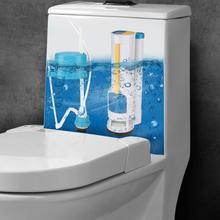285 мм сливной клапан для унитаза, полный впускной клапан, ванная комната, туалет, бак для воды, Ремонтный комплект, кнопочный водяной клапан