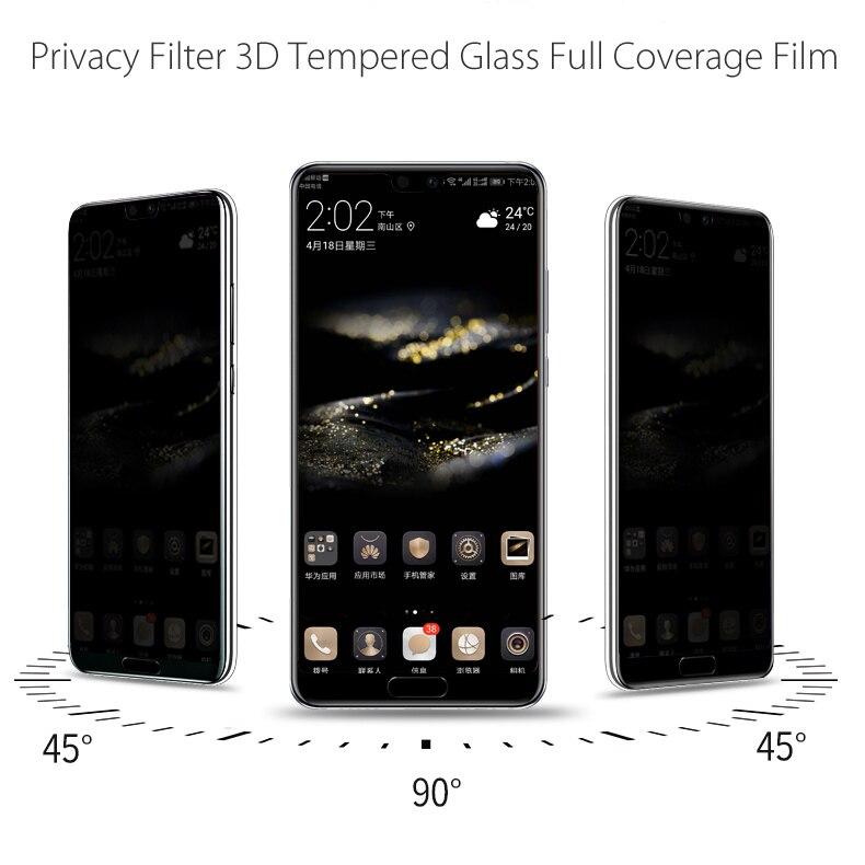 Защитный экран из закаленного стекла для huawei P20/huawei P20 PRO