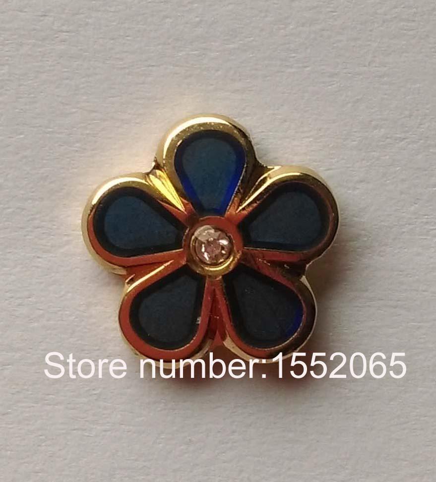 Velkoobchod Levné ceny Kvalita Modrá barva zednářský klopový špendlík s kamienkem