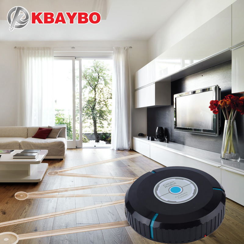 Home Auto Cleaner Robot Microfiber Smart Robotic Mop Floor Corners Dust Cleaner Sweeper Vacuum Cleaner 2 Colors Drop Shipping swdk wipe mopping machine sweep floor robot home fully automatic wireless intelligent electric mop vacuum cleaner free shipping