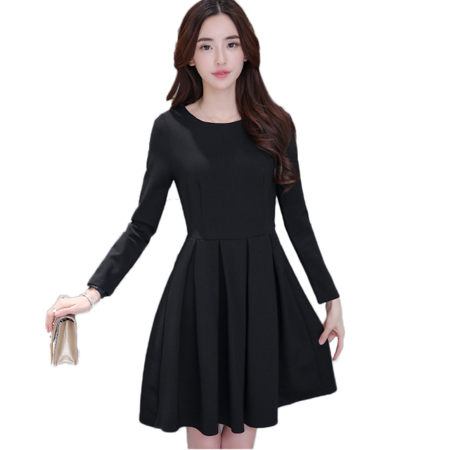 ee69393d6f Long Sleeved Dress Comfortab - SiphosJamaica