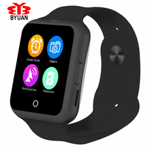 Bluetooth Smart Watch C88 Sync Notifier Support SIM TF Card Multilanguage Heart Rate Monitor SmartWatch For IPhone IOS Android