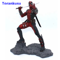 Deadpool Figrue X men Action Figure Hot Toys Figurine PVC Figma Doll Movie Wade Wilson Collectible Toy Model Figura Kids Gift XP