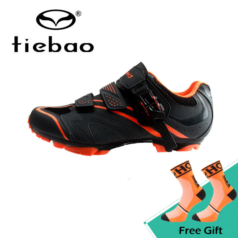 Tiebao New Design Men Mountain Bicycle Shoes Wear-resistance Cycling Shoes Boots Soft Non-slip MTB Shoes Sapatos de ciclismo