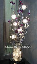 F069--New Arrival Free Shipping Aluminum Dim Night Light Lamp