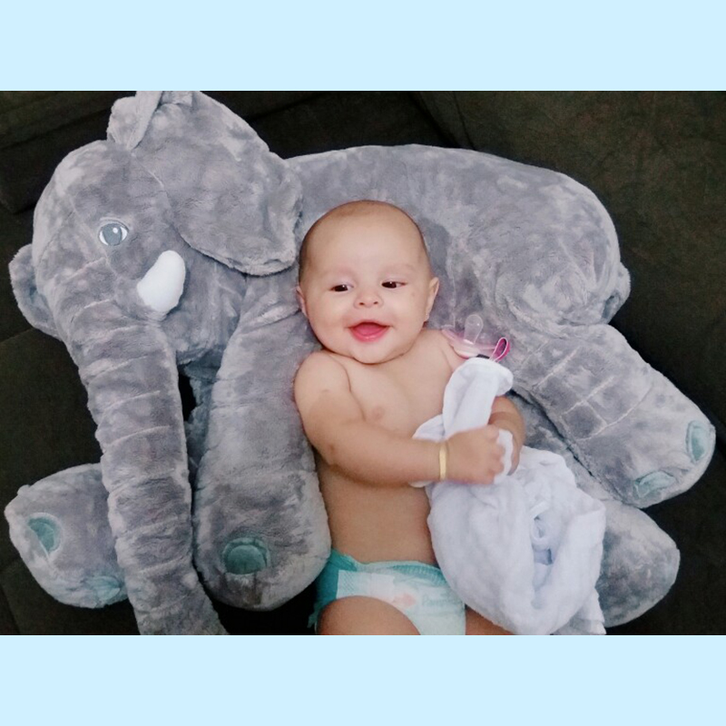 Elefanten Stofftier Spielzeug Plüsch Kissen Baby Geschenke ...