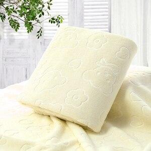 Image 5 - 70X140CM микрофибра быстросохнущее полотенце медведь банные полотенца с героем мультфильма хлопок мягкие сухие полотенца кухня чистые впитывающие полотенца цвет
