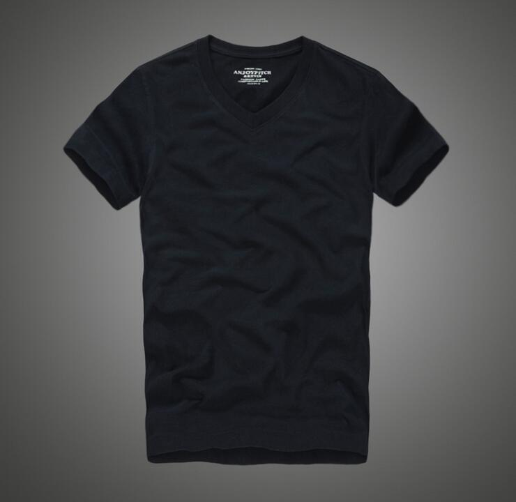 Online Buy Wholesale plain black t shirts from China plain black t ...