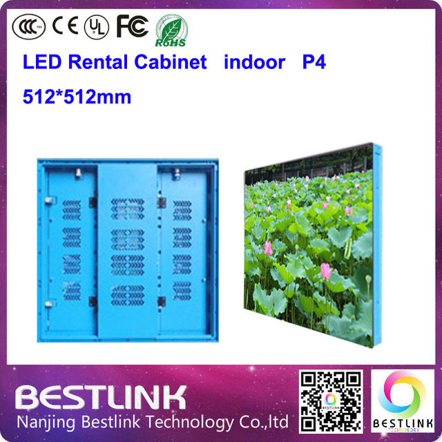 led electronic screen digital led display board p4 indoor 512*512mm rental screen led stage screen taxi top sign rgb video wall