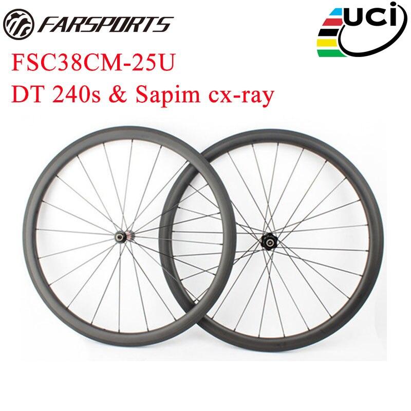 road bike clincher wheels