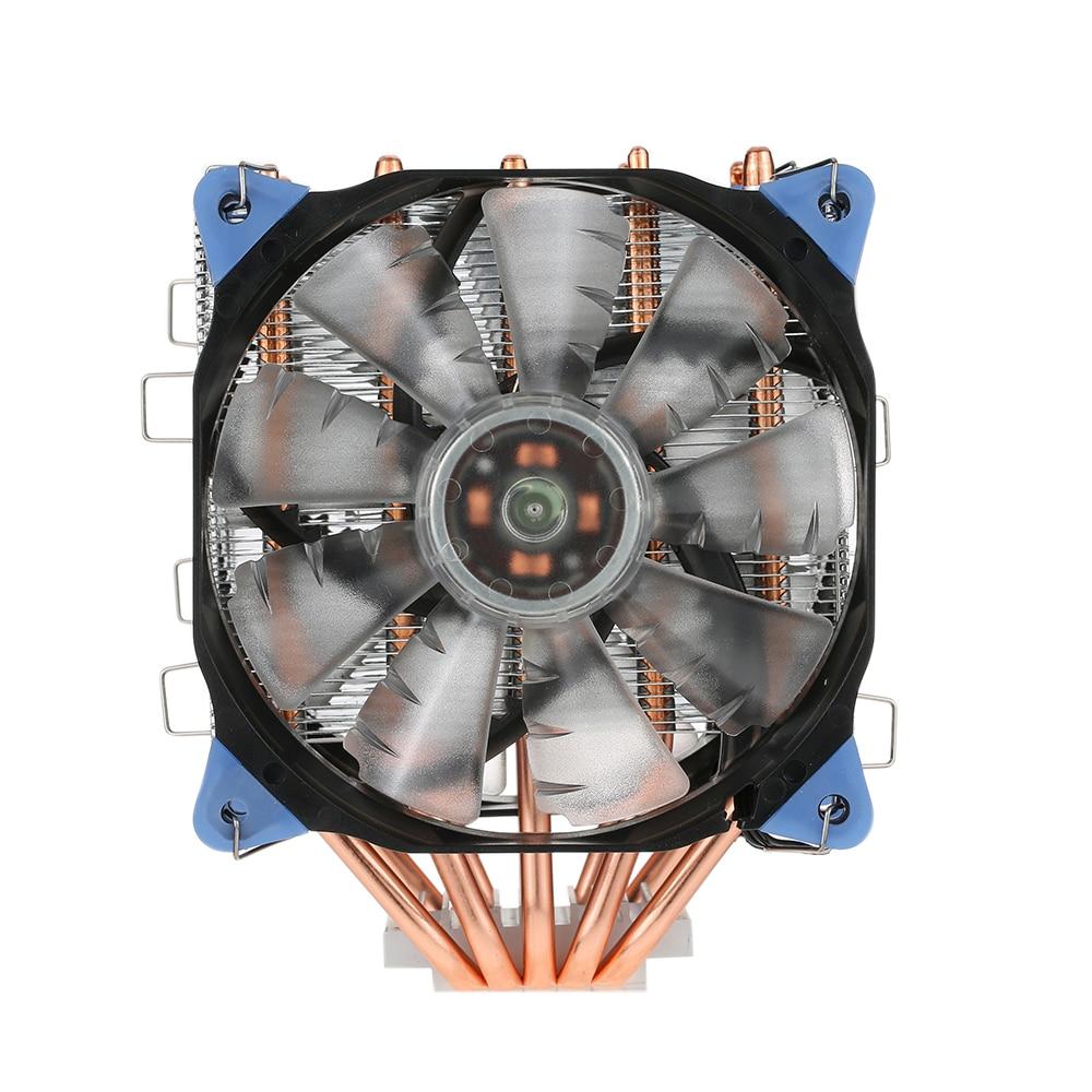 VTG 5 Heatpipe Kühler 4pin CPU Kühler Lüfter 5 Direct kontaktieren ...