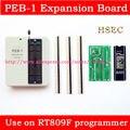 Frete Grátis placa de Expansão Uso em RT809F PEB-1 Apoio IT8586E IT8580E 29/39/49/50 série 32/40/48 pés BIOS