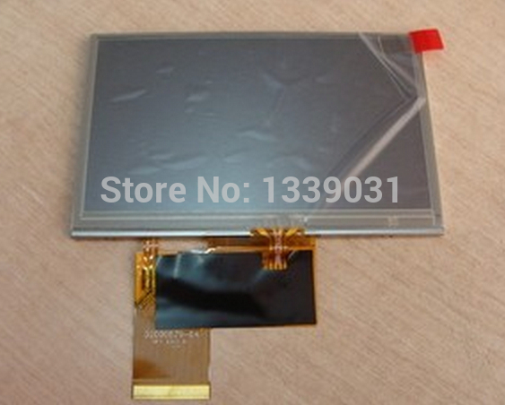 100% tested Original 4.3 for Navigon 42 easy lcd screen display panel with touch screen digitizer lens