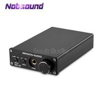 Nobsound Mini DAC Converter 192KHz Optical/Coaxial/USB Digital to Analog Adapter Headphone Amp HiFi