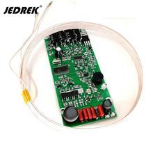 تتفاعل 125Khz EM ID لمسافات طويلة وحدة قراءة بطاقات TK4100 EM4100 Wg26/Wg34 Rs232 واجهة