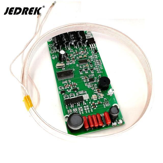 RFID 125 khz EM מזהה ארוך מרחק כרטיס קורא מודול TK4100 EM4100 Wg26/Wg34 Rs232 ממשק