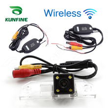 Wireless HD Car Rear View Camera for Ford Focus saloon 09/10/11/12/13 Car Reverse Parking Camera Night Vision Waterproof