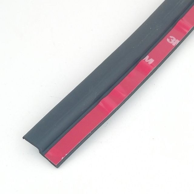 Universal Z Type 1 Meter 3M Adhesive Car Door Seal Noise Sound Insulation  Rubber Weather Strips