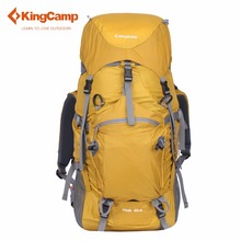 KingCamp waterproof bag travel sport bag men backpack soft climbing mountaineering hiking bag 45+5L professional backpack