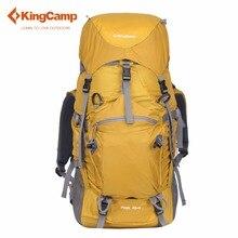 KingCamp waterproof bag travel sport bag men backpack soft climbing mountaineering hiking bag 45 5L professional