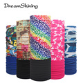 Winter Warm Outdoor Sport  Headband Bicycle Multi Functional Bandana Seamless Tubular Magic Bandana Tube Ring Scarf