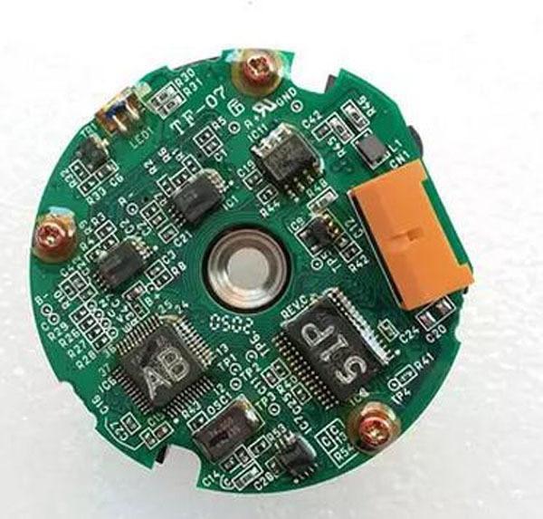 new and original YASKAWA ENCODER UTSIH B17CK for motor SGMGH 44DCA6F OY