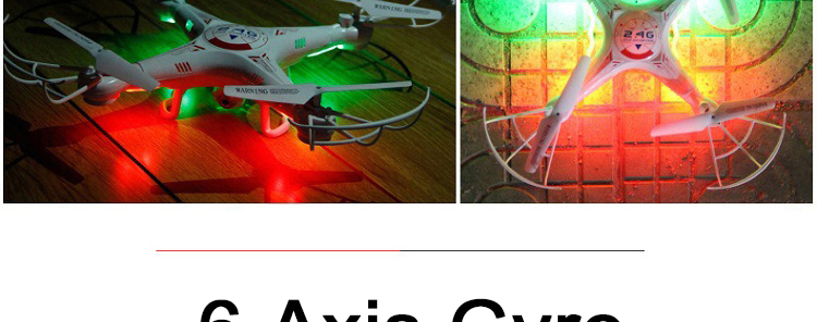X5C-1 RC Drone with Headless Auto-return Professional Remote Control X5C Quadcopter 2.4G Drones can add 720P HD Camera 13