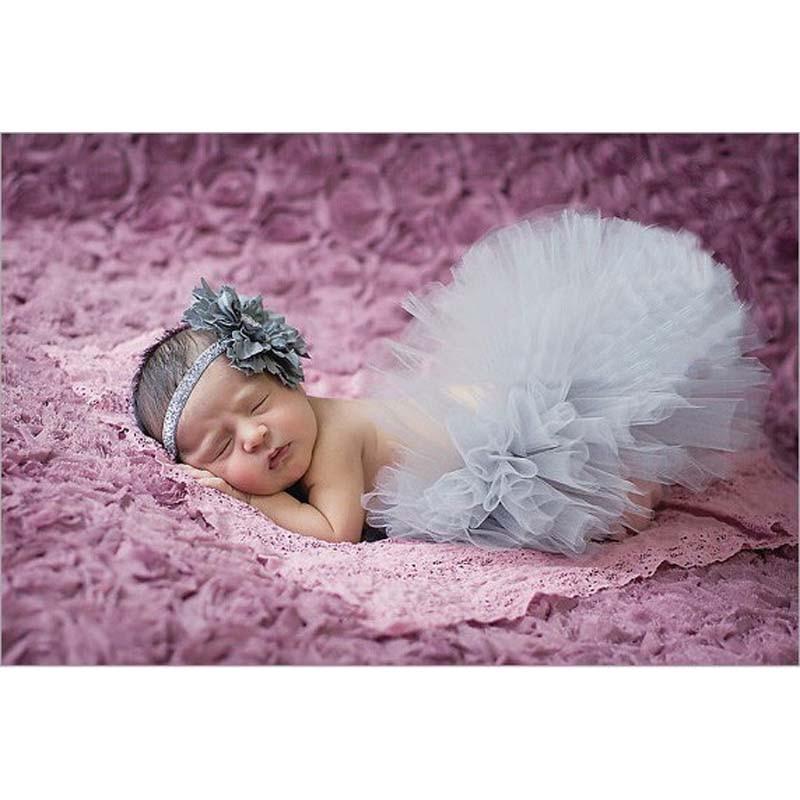 2016-NEW-4-Colors-Newborn-Tutu-Skirt-With-Matching-Flower-Headband-Stunning-Newborn-Photo-Prop-Girl-Tutu-Skirt-TT001-5