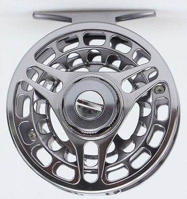 ФОТО Aventik Medium Drag Power Double Click Stop Reel 3/4 NEW with Neoprene Reel Bag